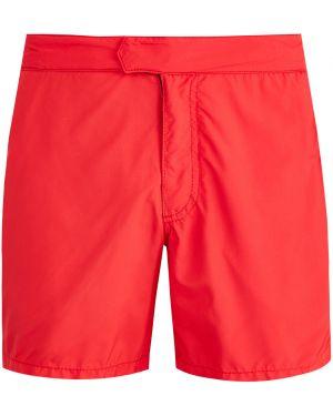Пляжные шорты с сеткой на молнии Mc2 Saint Barth