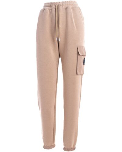 Brązowe spodnie Mackage