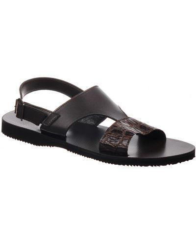 Кожаные сандалии Baldinini