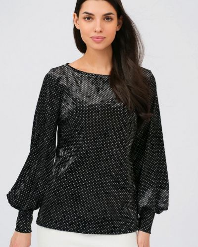 Черная блузка Lussotico
