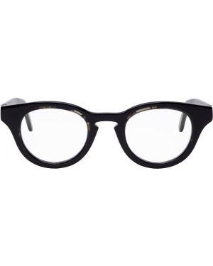 Черные очки круглые Thierry Lasry