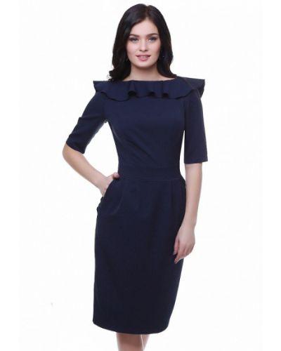 Синее платье Grey Cat