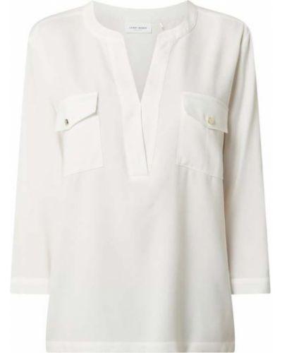 Biała bluzka z wiskozy Gerry Weber