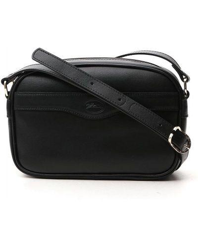 Czarna torebka Longchamp