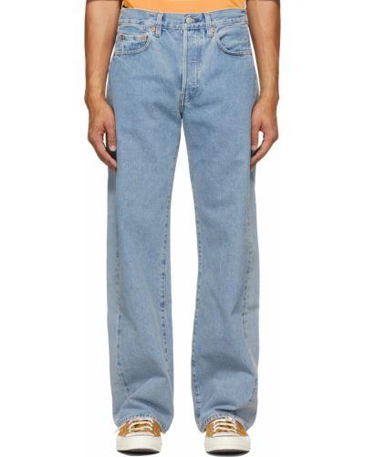 Синие джинсы со средней посадкой Levi's Vintage Clothing