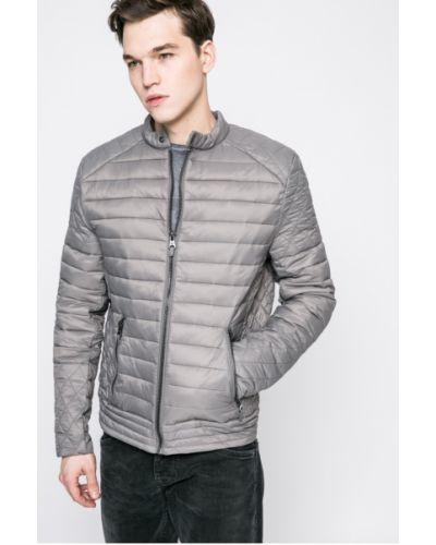 Утепленная куртка прямая укороченная Sublevel