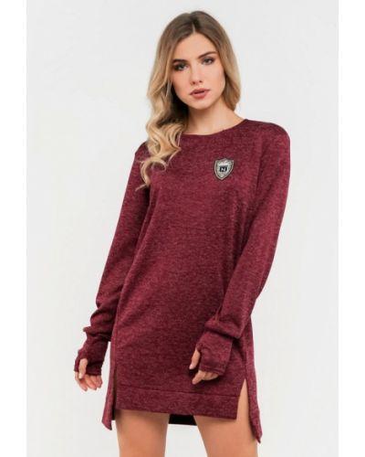 Платье - бордовое Modniy Oazis