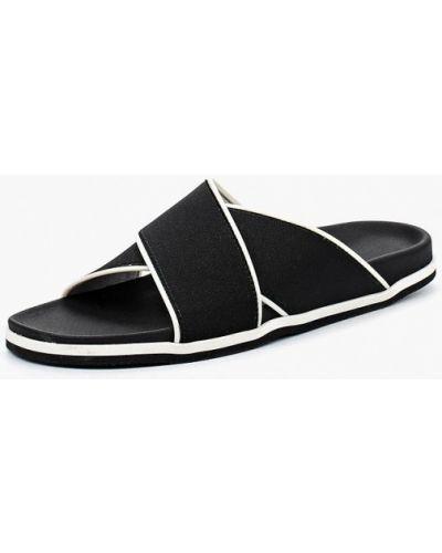 Черные сандалии Storm