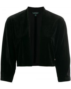 Куртка черная свободная Lauren Ralph Lauren