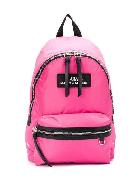 Plecak przeoczenie różowy Marc Jacobs