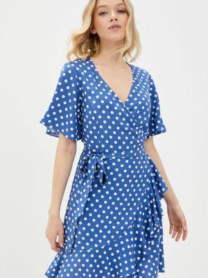Синее платье Self Made