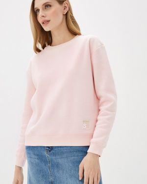 Толстовка розовый Sela