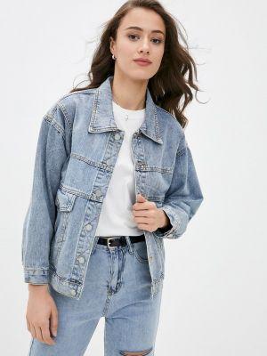 Джинсовая куртка - голубая Allegri