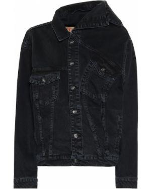 Черная джинсовая куртка Y/project