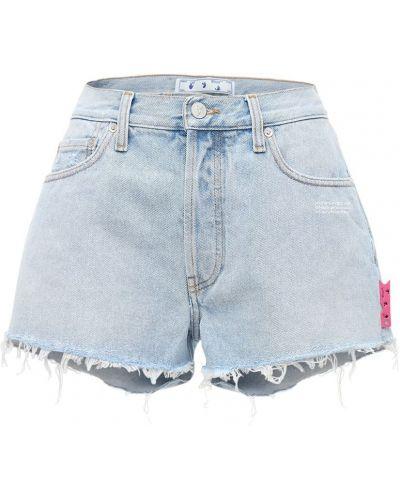 Niebieskie jeansy Off-white