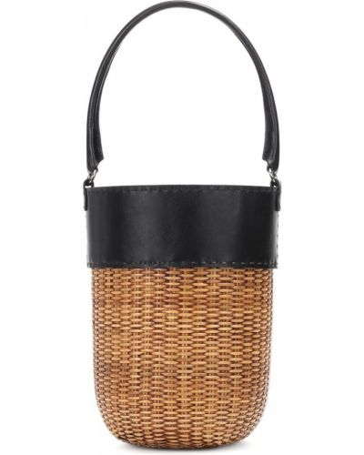 Beżowa torebka skórzana Kayu