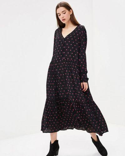Повседневное платье осеннее индийский Zizzi