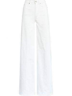 Белые джинсы на молнии Ralph Lauren Collection