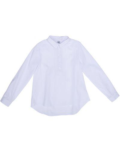 Блуза классическая с воротником School By Playtoday