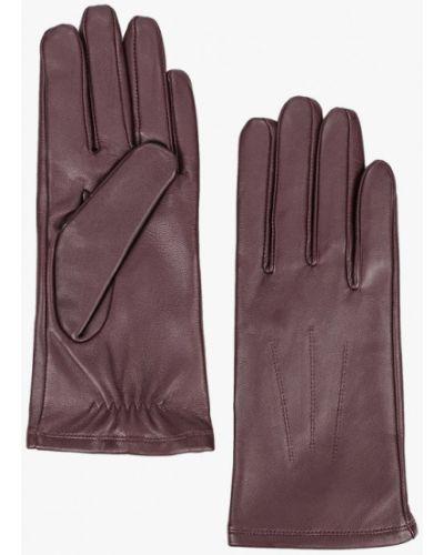 Красные кожаные перчатки Marks & Spencer