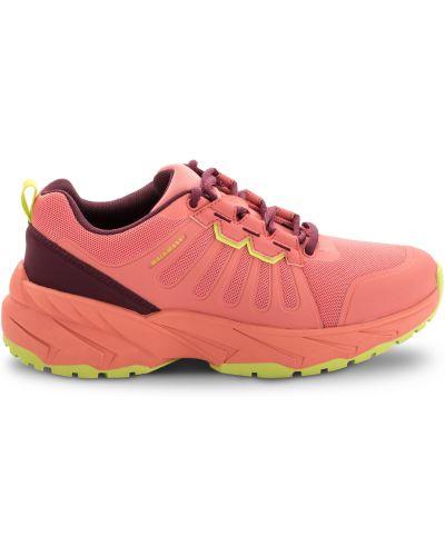 Текстильные кроссовки - оранжевые Walkmaxx