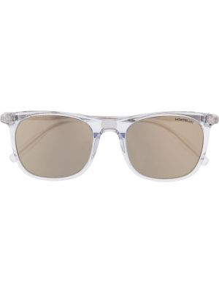 Солнцезащитные очки стеклянные для зрения Montblanc