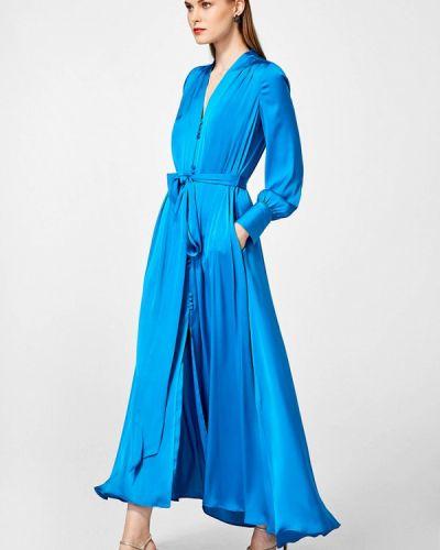 Повседневное платье весеннее испанский Pedro Del Hierro