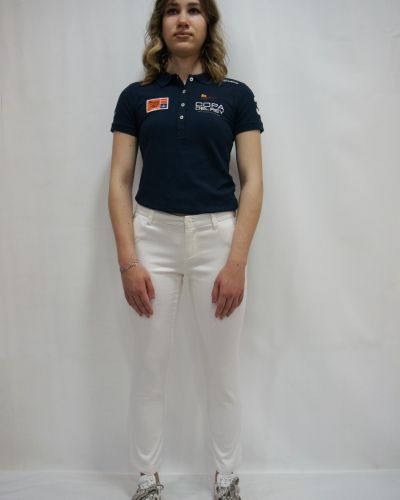 Джинсовые белые джинсы Ltb
