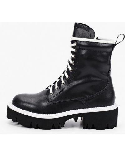 Черные ботинки осенние Wilmar