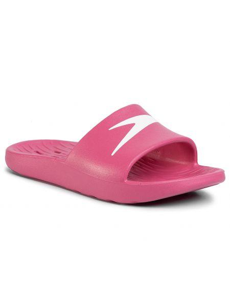 Różowe sandały Speedo