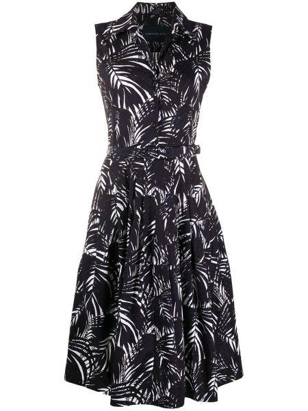 Платье с поясом платье-рубашка классическое Samantha Sung