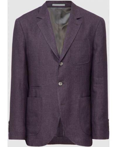Фиолетовый пиджак Brunello Cucinelli