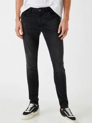 Черные турецкие джинсы Koton