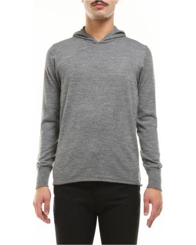 Sweter z kapturem Messagerie