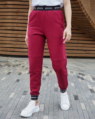 Хлопковые спортивные брюки Barmariska