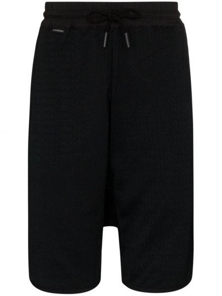 Черные шорты с карманами Byborre