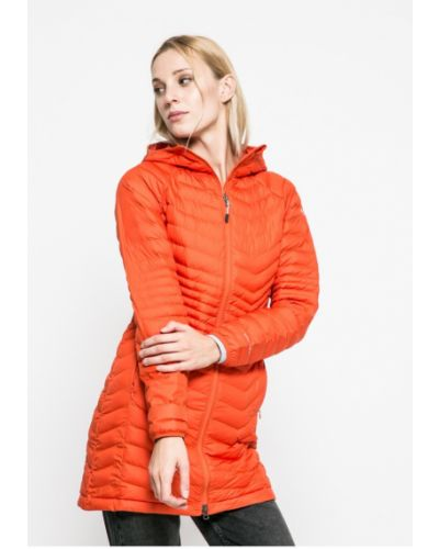 Утепленная куртка с капюшоном водонепроницаемая Columbia