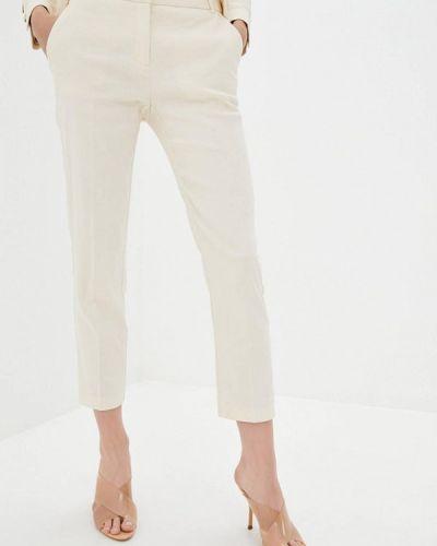 Повседневные бежевые брюки Frankie Morello