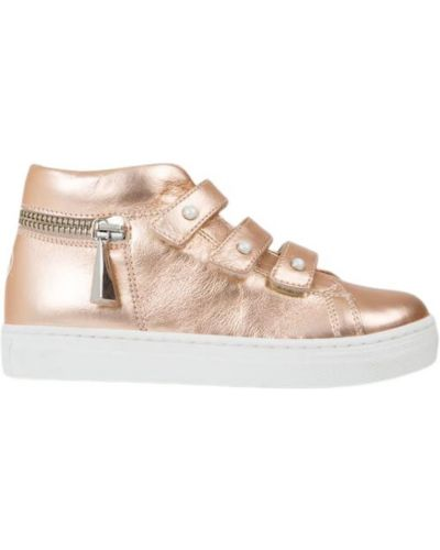 Beżowe sneakersy Florens