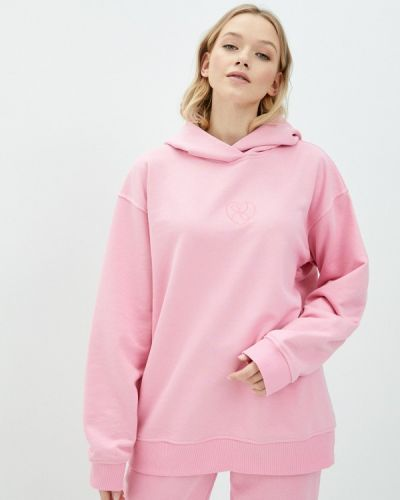 Розовая худи Danmaralex