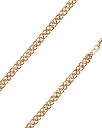 Золотой браслет с подвесками из золота красцветмет