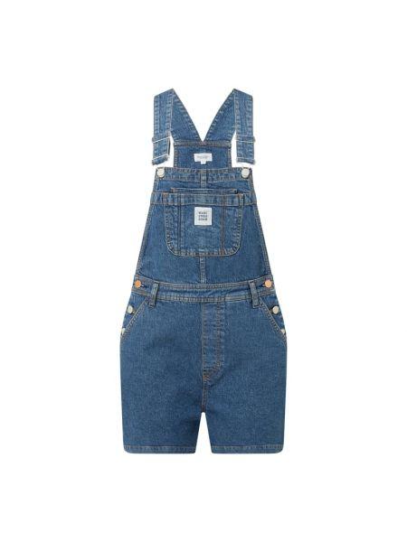 Ogrodniczek jeansowy - niebieski Marc O'polo Denim