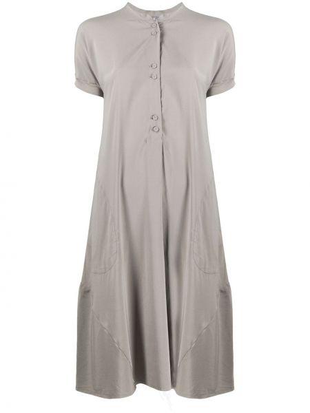 Sukienka midi mini z guzikami Kristensen Du Nord