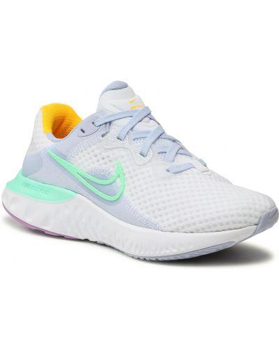 Buty do biegania - białe Nike