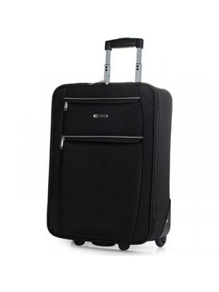 Czarna walizka Itaca