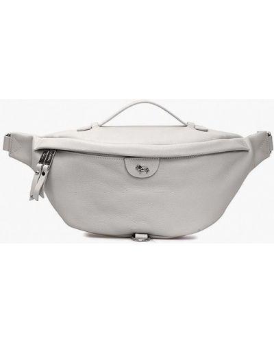 956026c98a37 Женские серые поясные сумки - купить в интернет-магазине - Shopsy