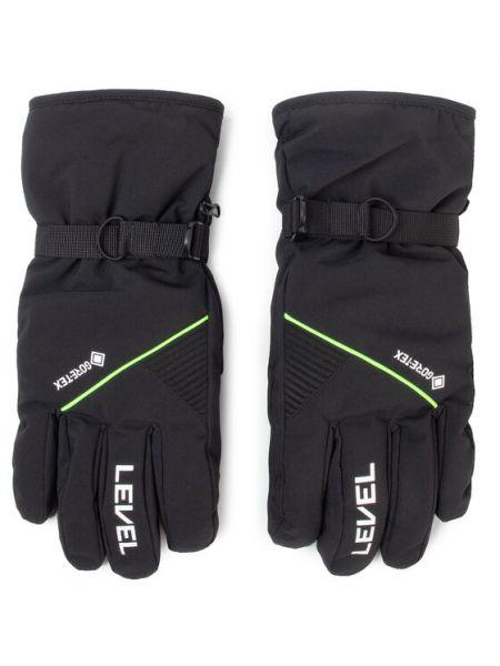 Rękawiczki - czarne Level