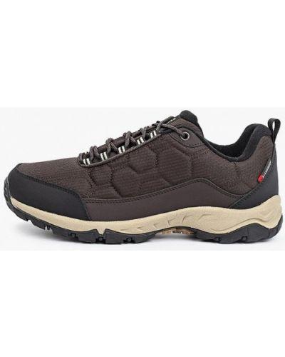 Низкие кроссовки - коричневые Strobbs