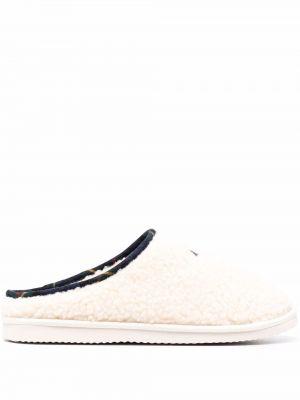 Kapcie - białe Polo Ralph Lauren