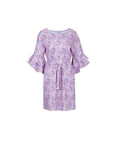 Платье фиолетовый Blumarine